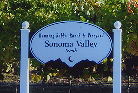 Running Rabbit Ranch & Vineyard Sonoma Valley